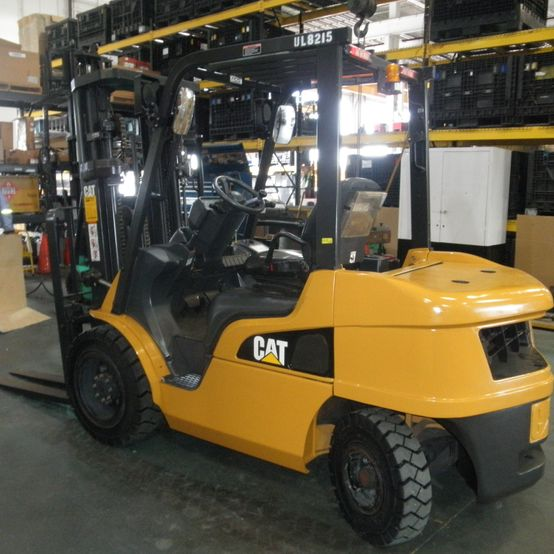 Ring Power Lift Trucks Used reconditioning after